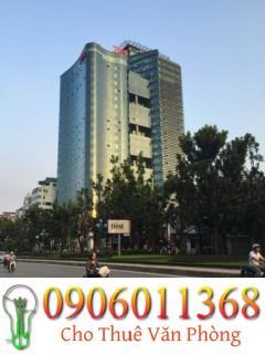 Tòa 789 bqp building đường hoàng quốc việt cho thuê