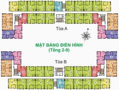 Tiếp nhận hồ sơ mua căn hộ bamboo garden chỉ 9,96 triệu/m2