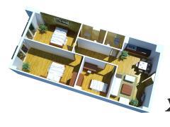 Bán căn hộ chung cư đông đô, hoàng quốc việt, 94,6m2