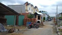 Bán đất xây trọ gần kcn bon chen 2 đường đinh đức thiện