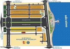 Bán đất dự án mặt biển trung tâm thành phố dự án gold beach