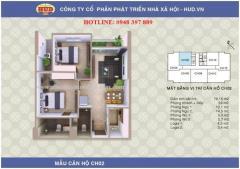 Cần bán gấp căn hộ 2 phòng ngủ  76m2-a1ct2 linh đàm