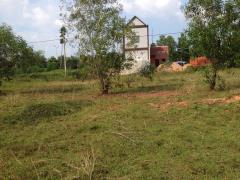 Cần bán 1050m2 giá 2500 triệu đất mặt tiền đường.thổ cư 100%
