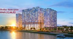 Nhận giữ chỗ căn hộ view sông, giá tốt nhất q8 chỉ 16.5tr/m2