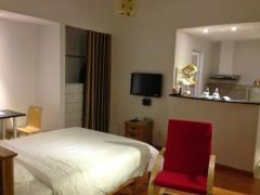 Cho thuê căn hộ 20-33m2 đầy đủ nội thất tại khu đô thị hud