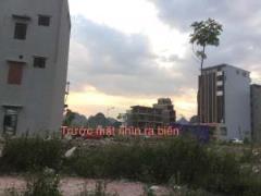 Bán đất 60m tây nam tái định cư hồng hải