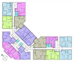 Chung cư tây hà tower, cho thuê mặt bằng tầng 3-5