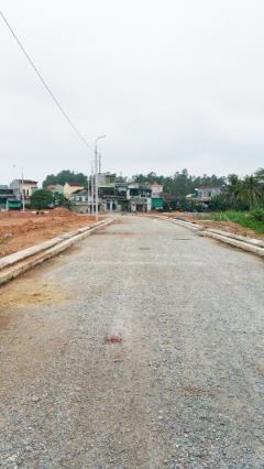 Đất nền giá rẻ khu dân cư thị trấn châu ổ,dưới 4.5tr/m2