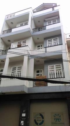 Bán nhà hẻm 10m đường hoàng dư khương p12. quận 10. 5.6x24m
