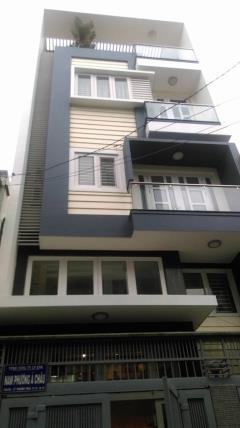Bán nhà hẻm 12 mét quận 3. dt 4.5x22m. đường cmt8. p11. q3