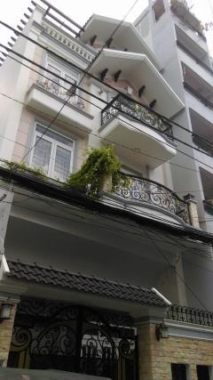 Bán nhà phố đẹp q 10. hxh 10m đường thành thái p13.q10