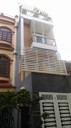 Bán nhà hẻm 10 mét quận 10. đường tô hiến thành p13. q10