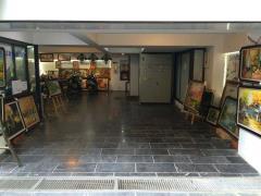 Sinhplaza cho thuê mặt bằng mở phòng tranh, studio xưởng vẽ