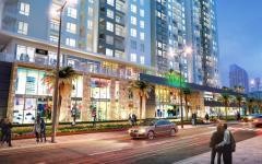 Chủ đầu tư vietcomreal mở bán căn hộ viva riverside