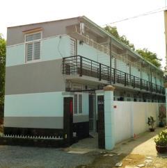 Bán đất thổ cư xây p.trọ,gần kcn,giá thuê1,2 triệu/phòng