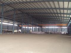 Cho thuê kho xưởng mới xây dựng hoàn thiện xong
