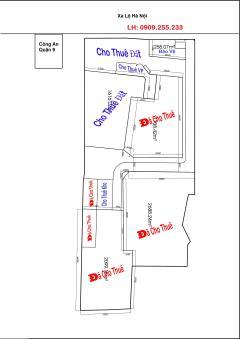 Cho thuê đất, kho, bãi xa lộ hà nội (quận 9)