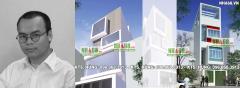 Thiết kế nhà phố liền kề đẹp, chuyên nghiệp