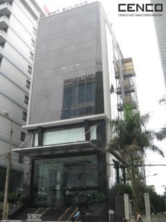 Cho thuê nhà mặt phố bà triệu, 110m x5 tầng, 100 triệu/tháng