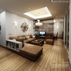 Cho thuê căn hộ chung cư 173 xuân thủy, 90m2, căn góc, đủ đồ