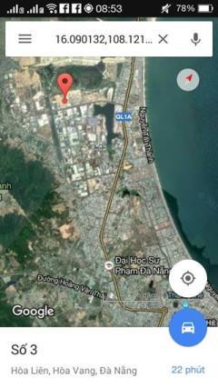 Mở bán đất dự án kdc kcn hòa khánh mở rộng giá chỉ 3.5 triệu