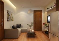 Bán chung cư mini giá rẻ trần bình-cầu giấy căn 2p.ngủ, full
