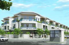 Bán biệt thự,nhà phố ven sông.giá chỉ từ 15,7 triệu/m2.