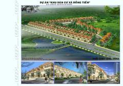 Bán đất nền dự án khu đô thị đồng tiến- phổ yên- thái nguyên