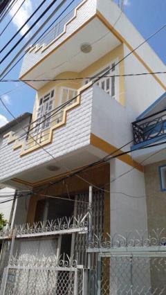 Nhà 1 trệt 1 lầu, thổ cư, 02 pn, hẻm 120 đường hoàng quốc vi