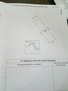 Bán nền kdc 3a lợi dũ, p.an bình, q.ninh kiều 4,5x16,8m