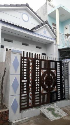 Bán nhà giấy hồng 4,5m x 17,5m hẻm 11 đa khoa trung ương