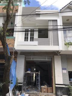 Bán nhà mới. 1 trệt 1 lầu. 4x16. kdc 91b