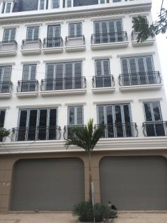 Bán nhà phố mỹ đình liền kề sudico sông đà 5 tầng