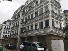 Cắt lỗ sâu shophouse kđt sudico - the manor 5 tầng 82m2