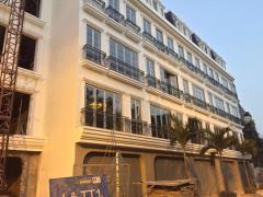 Bán nhà mặt phố mỹ đình  sudico sông đà 5 tầng
