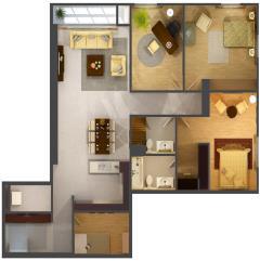 Chỉ 21tr/m2 sở hữu căn hộ hpc landmark 105 hà đông