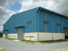 Bán nhà xưởng hoài đức dt 1050 m2 đã xây dựng giá rẻ 3.5 tỷ