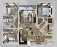 Không thể bỏ lỡ - căn hộ chung cư tại đường nguyễn huy tưởng