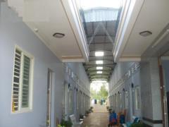 Bán gấp 2 dãy trọ 18 phòng, sổ hồng riêng, thu nhập 19triêu