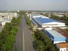 Bán đất trong khu công nghiệp tân đô _ an hạ riverside