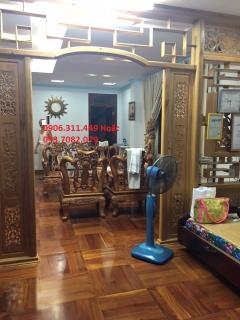Cho thuê nhà 1t3l khu tt thương mại 2 mặt tiền vip,8x19,30tr