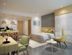 X.o land apartment - căn hộ biển phạm văn đồng cho thuê