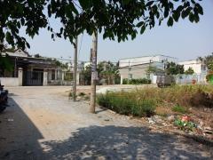 Bán đất quận 12 đường hà huy giáp sổ hồng riêng