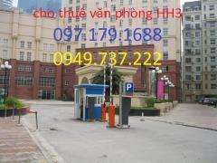 Cho thuê văn phòng sudico tower (hh3), giá cả cạnh tranh