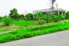 Bán 1850m2 đất vườn xã đa phước bình chánh.0903078370