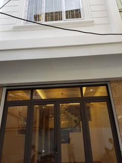 Bán nhà ở ngõ 88 la nội dương nội, hà đông 35m2 4 tầng hơn 1