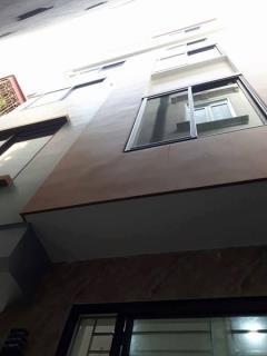 Cần bán căn nhà xóm lẻ triều khúc- 33m2*5t, hà nội