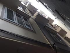 Bán nhà(35m2x4tx4pn) cuối đường nguyễn khuyến, kđt văn  quán