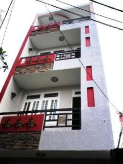 Chính chủ bán nhà ngõ 2 triều khúc 5 tầng, 35m2