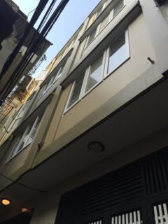 Cần bán căn nhà 44m2 xây 4 tầng trong ngõ 17 đường  18m kdt